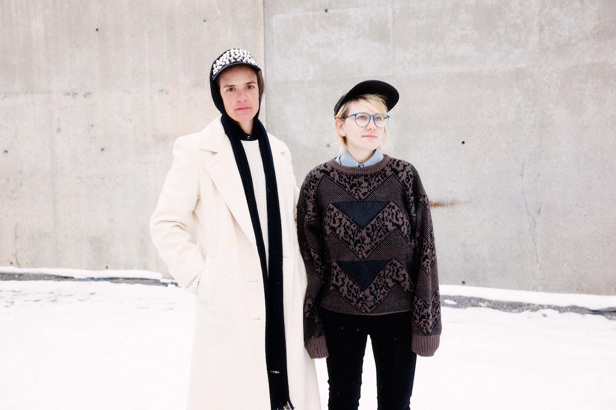 Sophie Mörner & Anika Sabin
