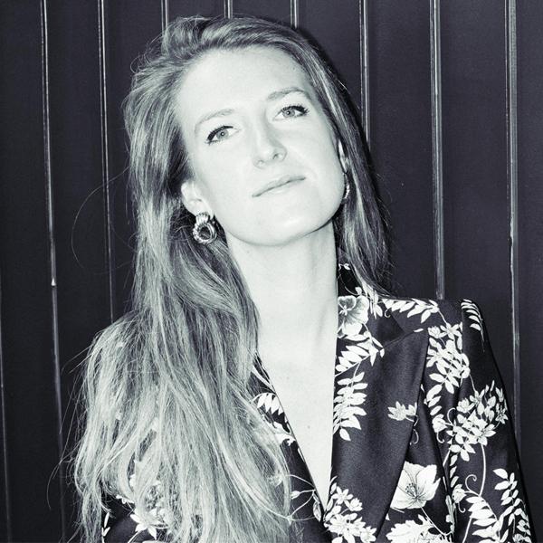 Emilia van Lynden by Sophie Wright