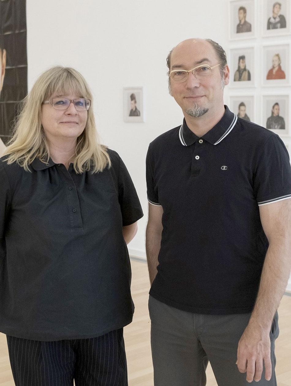 Katja Stuke & Oliver Sieber