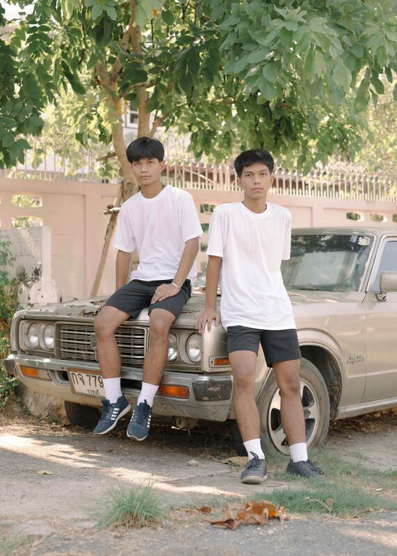 PATARIT PINYOPIPHAT Thailand / Thai Twins