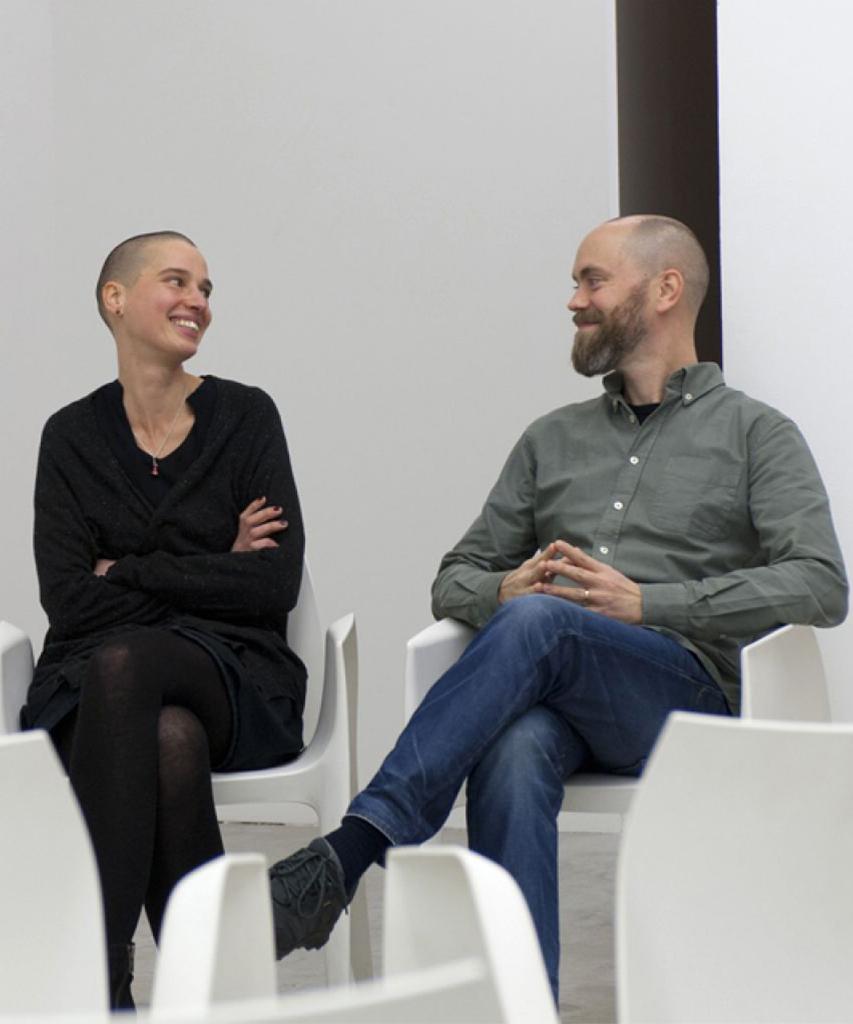 Nina Slejko Blom & Conny Blom