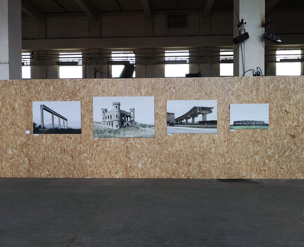 Claudio Verbano at The Censored Exhibition 2019