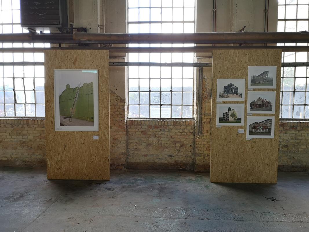 Torkil Gudnason and Eric Tabuchi at The Censored Exhibition 2019