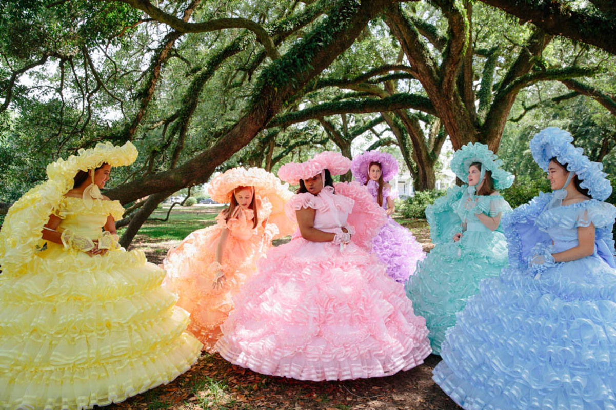 ADAIR RUTLEDGE - AZALEA TRAIL MAIDS
