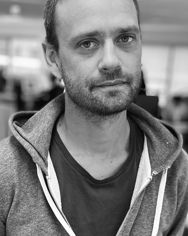Jerome Huffer, Paris Match