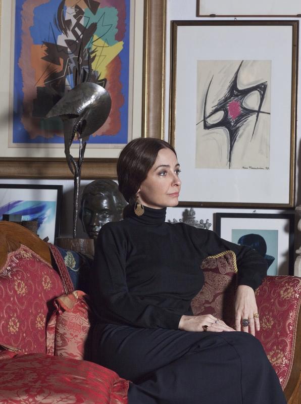 Alessia Glaviano - Brand Visual Director, Vogue Italia, L'Uomo Vogue