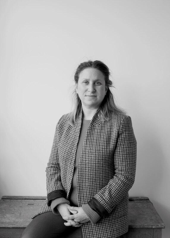 Alona Pardo - Curator, Barbican Art Gallery