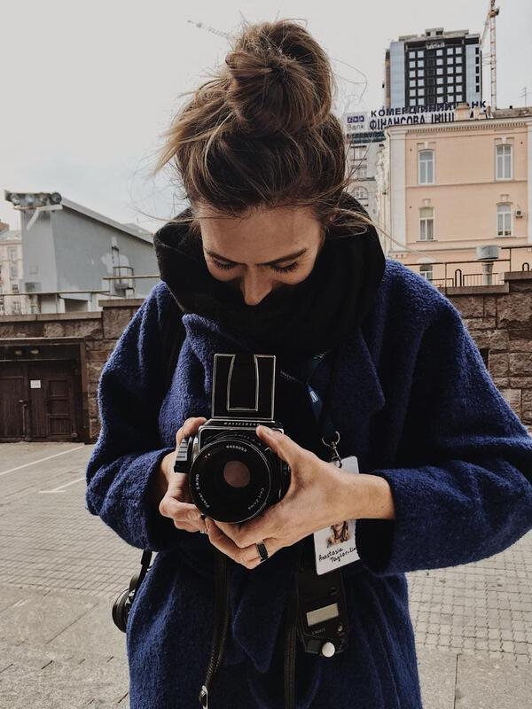 Anastasia Taylor-Lind - Photojournalist