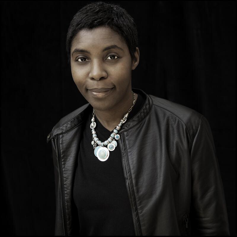 Christine Eyene - Art historian, Critic and Curator