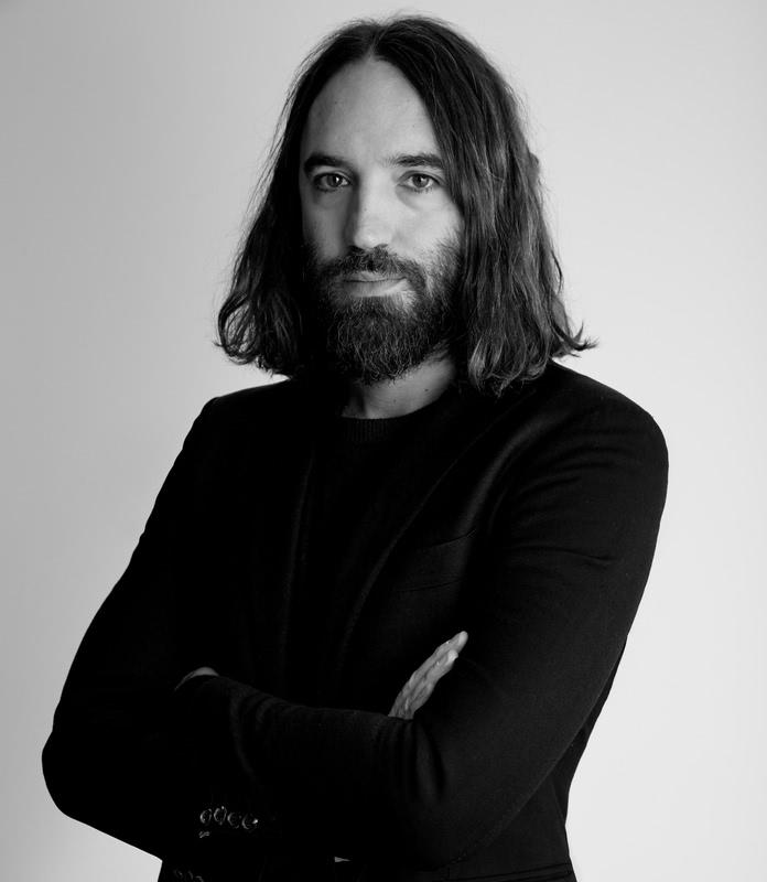 Ferdinando Verderi - Creative Director, Vogue Italia