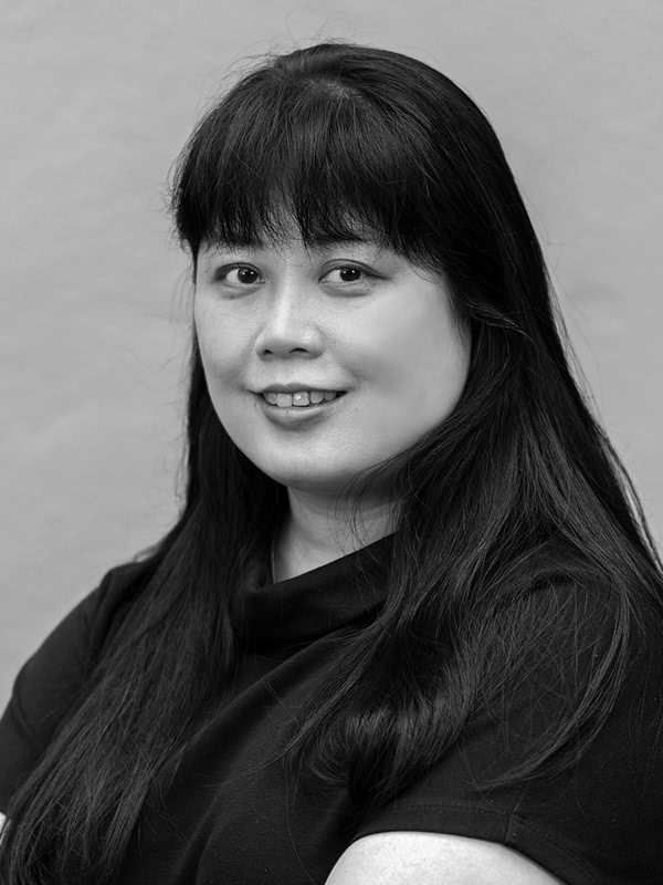 Gwen Lee - Co-founder, Singapore International Photography Festival and Director, DECK
