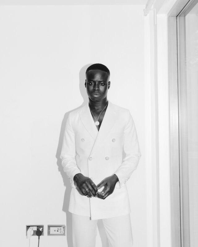 Ibrahim Kamara - Fashion Editor and Editor-in-chief, Dazed