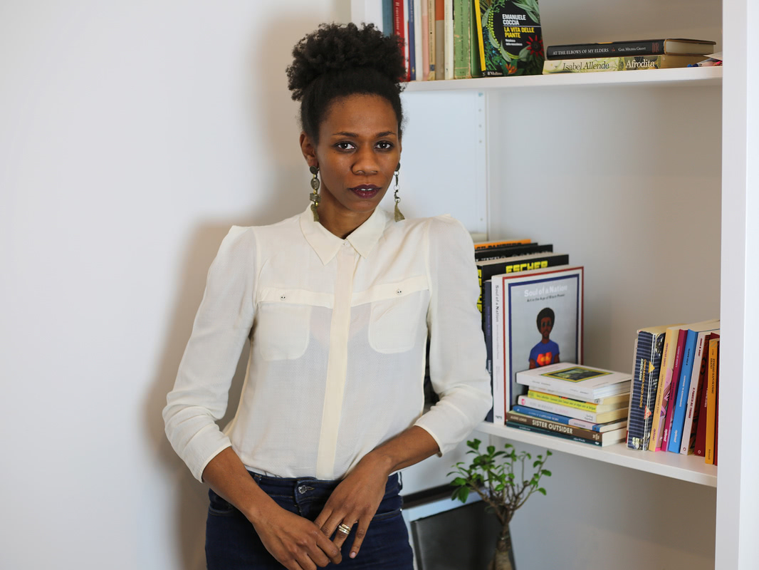 Johanne Affricot - Curator and Founder, GRIOT