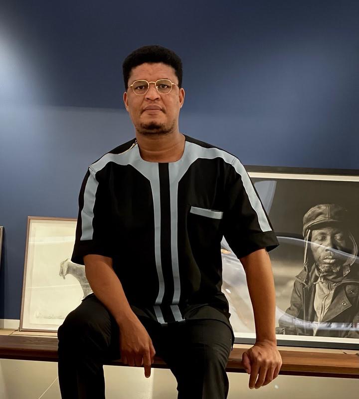 Lekgetho Makola - CEO, Javett Art Centre