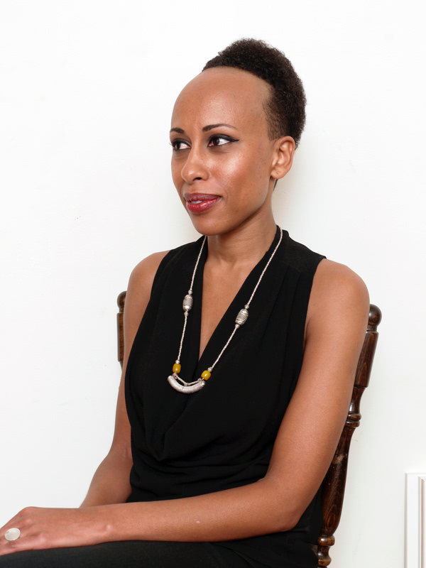 Missla Libsekal - Writer, Cultural Producer, Art Curator and Founder, Another Africa