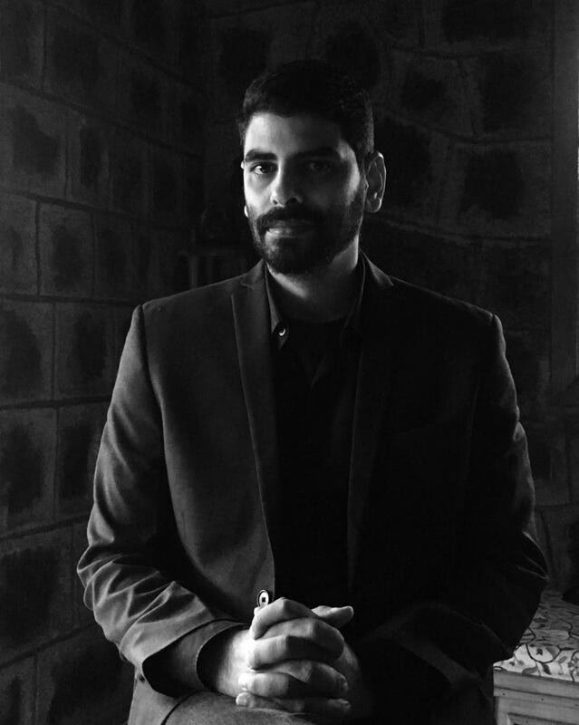 Rahaab Allana - Curator/Publisher, Alkazi Foundation for the Arts in New Delhi